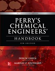 Perry S Chemical Engineers Handbook 9th Edition Mcgraw Hill Education Access Engineering