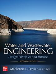 Water And Wastewater Engineering Design Principles And Practice Second Edition Mcgraw Hill Education Access Engineering