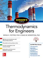 Schaum's Outline of Thermodynamics for Engineers, Fourth Edition