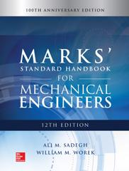 Marks Standard Handbook For Mechanical Engineers 12th Edition Mcgraw Hill Education Access Engineering