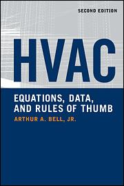 HVAC: Equations, Data, and Rules of Thumb, Second Edition