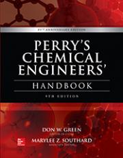 Perry's Chemical Engineers' Handbook, 9th Edition | McGraw