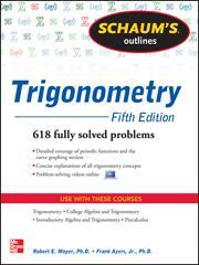 Schaum's Outline of Trigonometry, Fifth Edition   McGraw