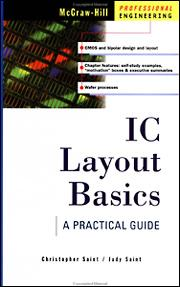 IC Layout Basics: A Practical Guide | McGraw-Hill Education