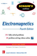 Schaum's Outline of Electromagnetics, 4th Edition | McGraw
