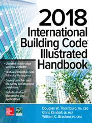 2018 International Building Code Illustrated Handbook Mcgraw Hill Education Access Engineering