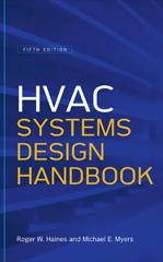 Hvac Systems Design Handbook Fifth Edition Mcgraw Hill Education Access Engineering