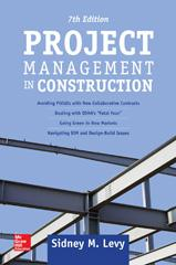 Project Management In Construction Seventh Edition Mcgraw Hill Education Access Engineering