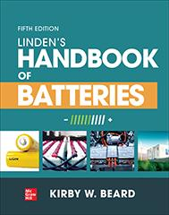 Linden S Handbook Of Batteries Fifth Edition Mcgraw Hill Education Access Engineering