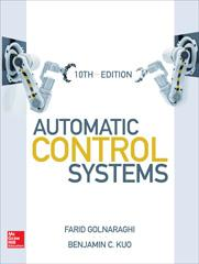 Automatic Control Systems Tenth Edition Mcgraw Hill Education Access Engineering