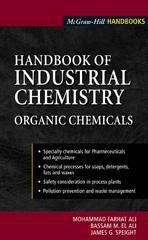 Handbook of Industrial Chemistry: Organic Chemicals | McGraw