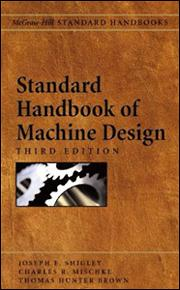 design of machine elements by shigley free download