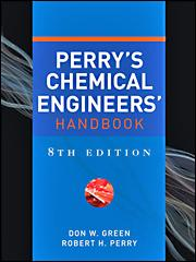 Perry S Chemical Engineers Handbook Eighth Edition Mcgraw Hill Education Access Engineering