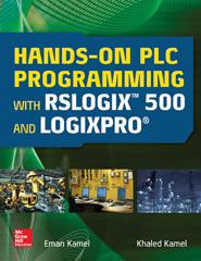 Hands-On PLC Programming with RSLogix 500 and LogixPro® | McGraw