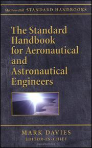 Standard Handbook For Aeronautical And Astronautical Engineers Mcgraw Hill Education Access Engineering