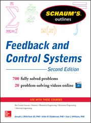 Schaum S Outline Of Feedback And Control Systems Second Edition Mcgraw Hill Education Access Engineering