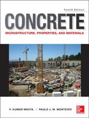 Concrete: Microstructure, Properties, and Materials, Fourth