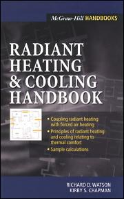 Radiant Heating And Cooling Handbook Mcgraw Hill Education Access Engineering