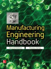 Manufacturing Engineering Handbook Second Edition Mcgraw Hill Education Access Engineering