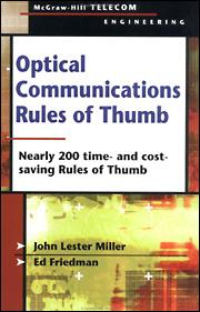 Optical Communications Rules of Thumb | McGraw-Hill Education