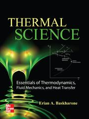 Thermal Science: Essentials of Thermodynamics, Fluid Mechanics, and