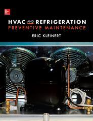 HVAC and Refrigeration Preventive Maintenance | McGraw-Hill
