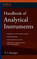 Handbook of Analytical Instruments, Second Edition   McGraw-Hill